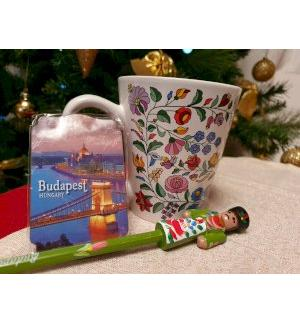 GIFT SET 3 Piece Mug - Fridge Magnet - Pencil