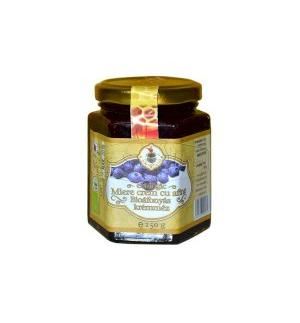 BIO Blueberry Cream Honey 250g