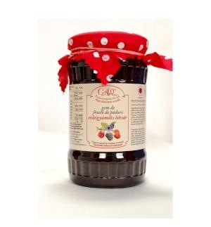 Forest fruit jam 410g Gáll