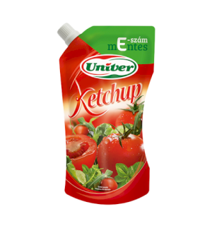 E-number free ketchup Univer 350g