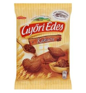 Győri Sweet cocoa biscuit 180 g
