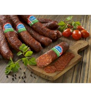 Flamed sausage Gyulai 2pcs