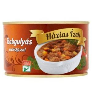 Goulash with beans and Pork meat 400g