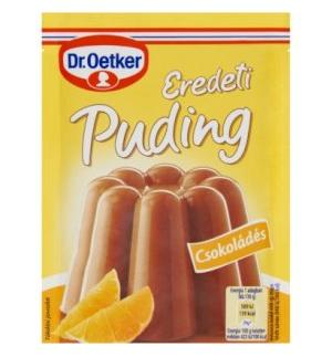 Chocolate Pudding 2x49g Dr Oetker