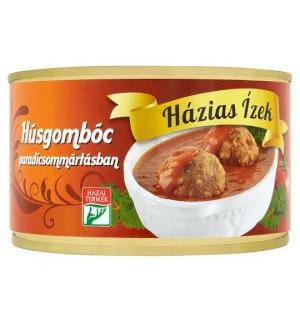 Meatballs in Tomato Sauce 400 g Homemade Tastes