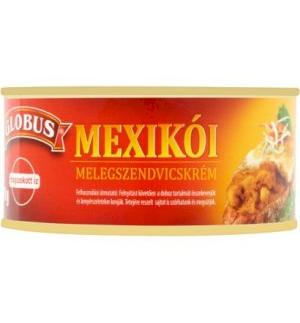 Mexican sandwich cream 290 g Globus canned