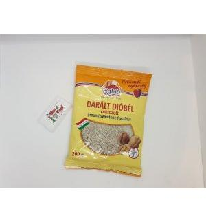 Ground sweetened walnut 200g