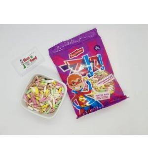 ZIZI Puffed rice with coloured sugar coating