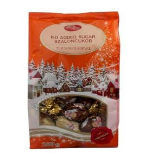 Sugar free premium quality Christmas candy 350g
