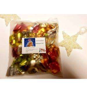 Christmas candy Coconut flavored Gloria 250g